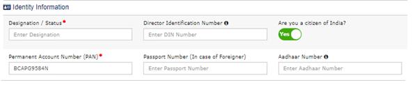 identity-information