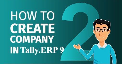 How to create company in Tally.ERP 9