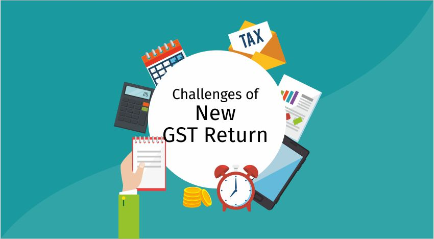 Challenges of New GST
