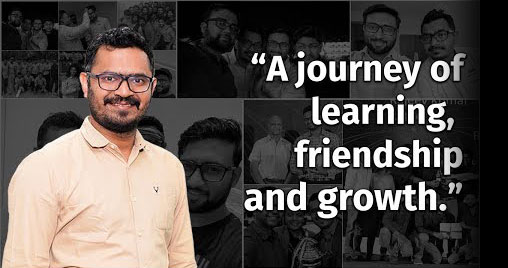 A journey of learning, friendship and growth