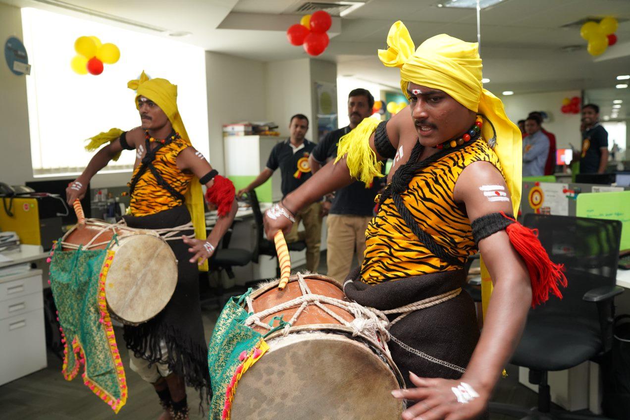 Kannada rajyotsava event