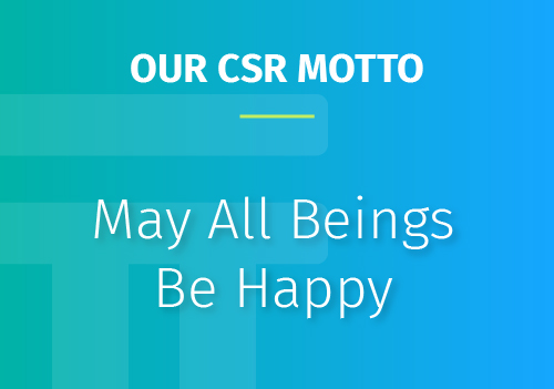 CSR Motto